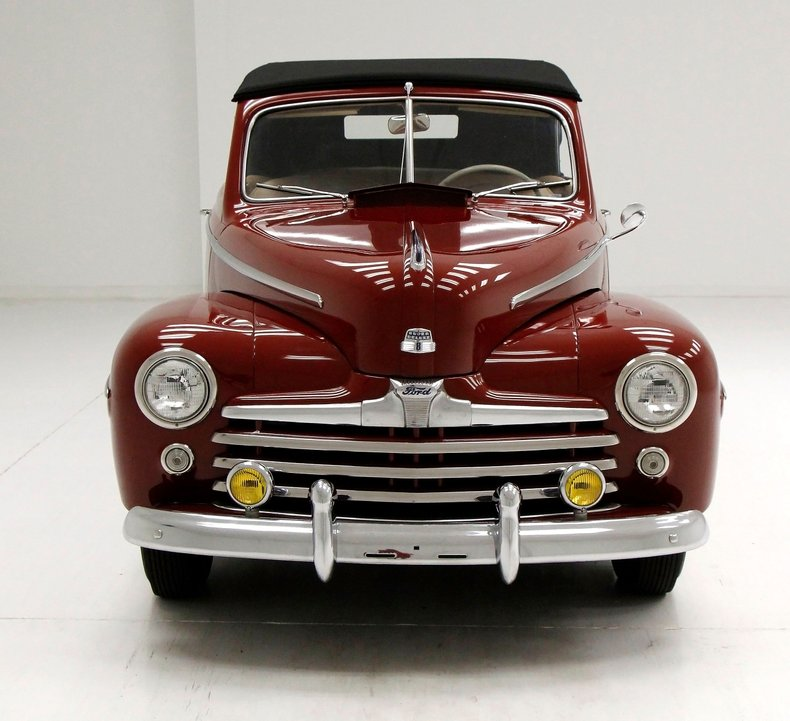 1948 Ford Super Deluxe 11