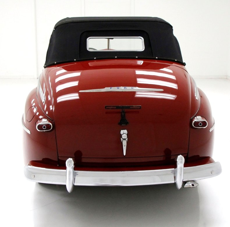 1948 Ford Super Deluxe 6