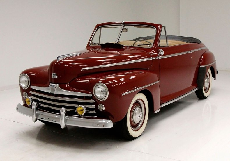 1948 Ford Super Deluxe 4