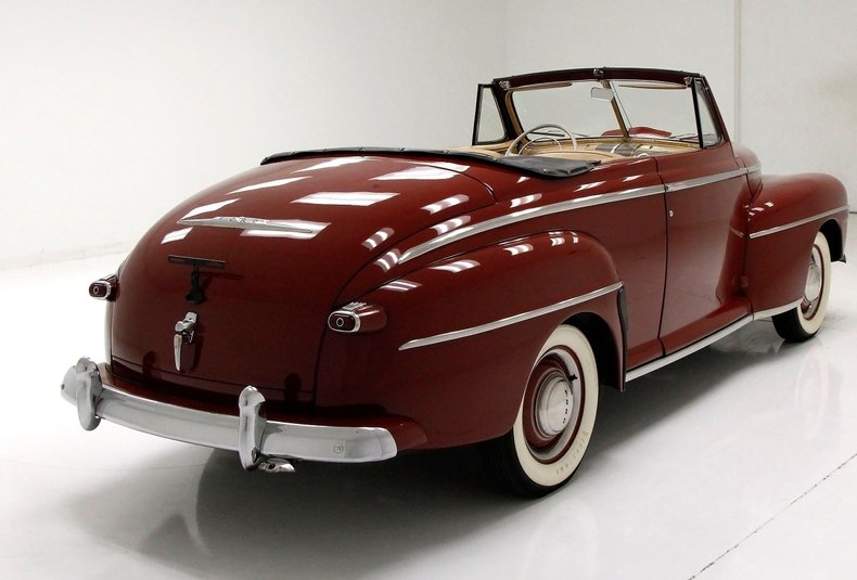 1948 Ford Super Deluxe 10