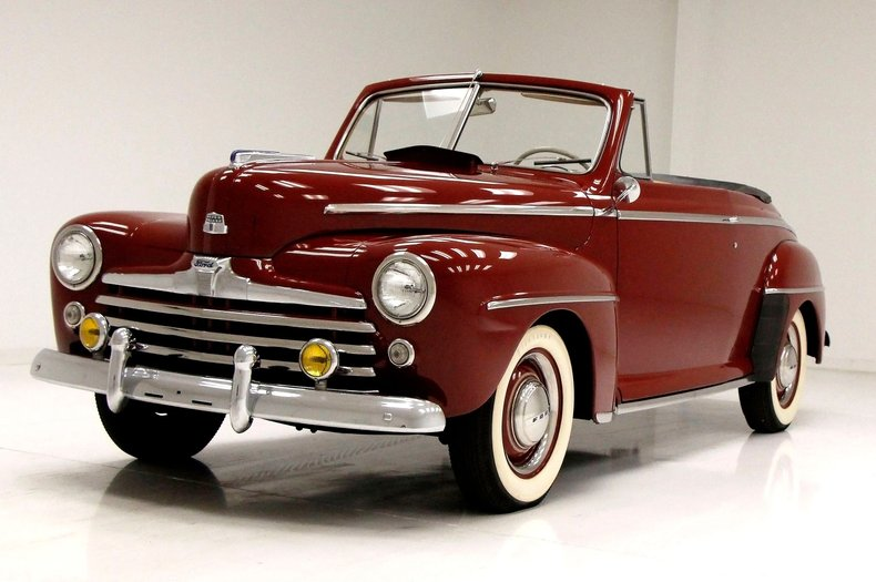 1948 Ford Super Deluxe 12