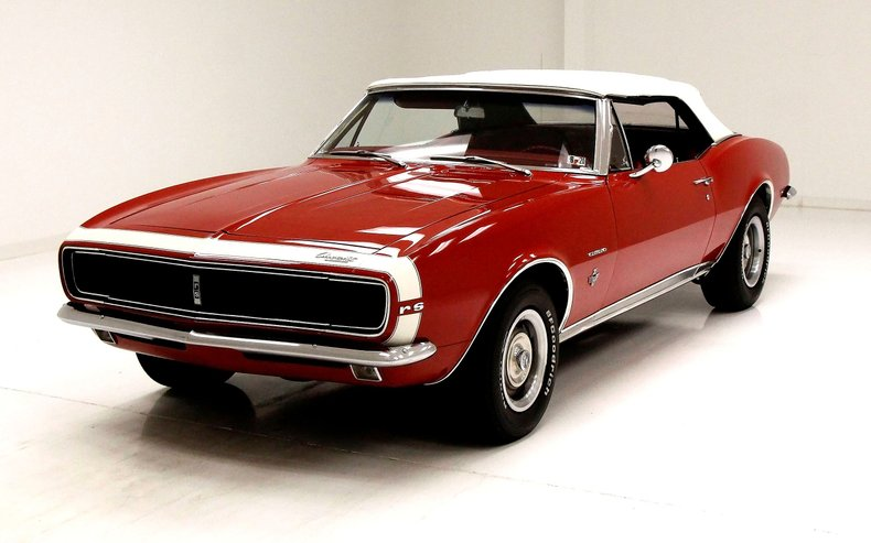 1967 Chevrolet Camaro RS For Sale
