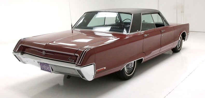 1967 Chrysler 300 6
