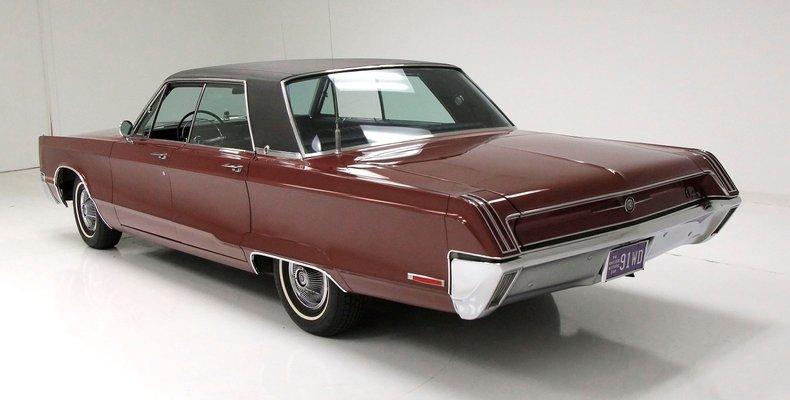 1967 Chrysler 300 4