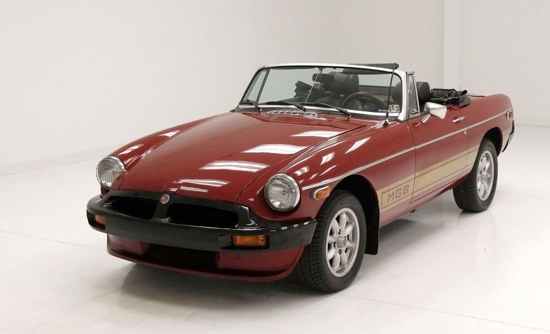1976 MG B Roadster For Sale