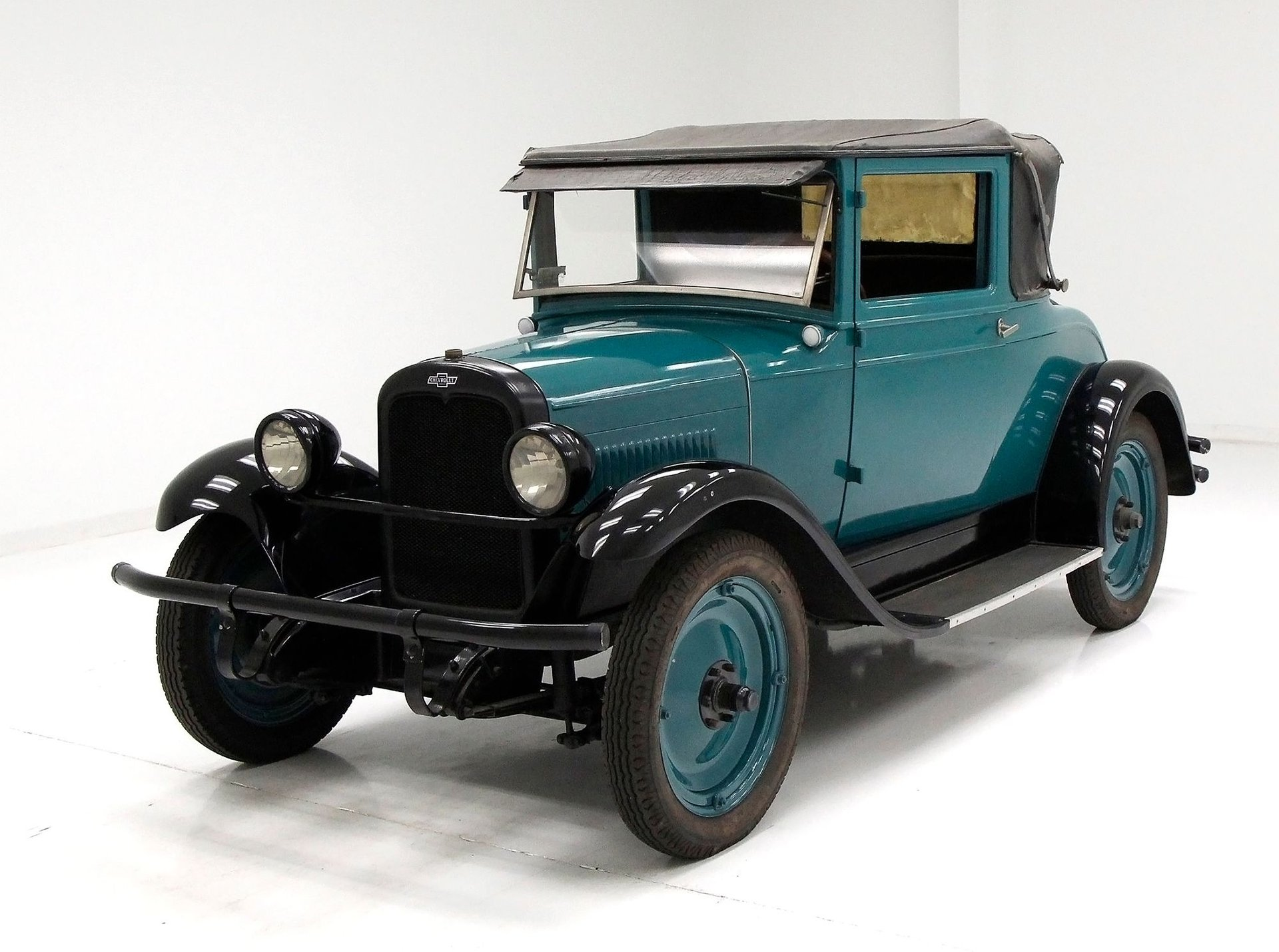1926 Chevrolet Capitol Coupe