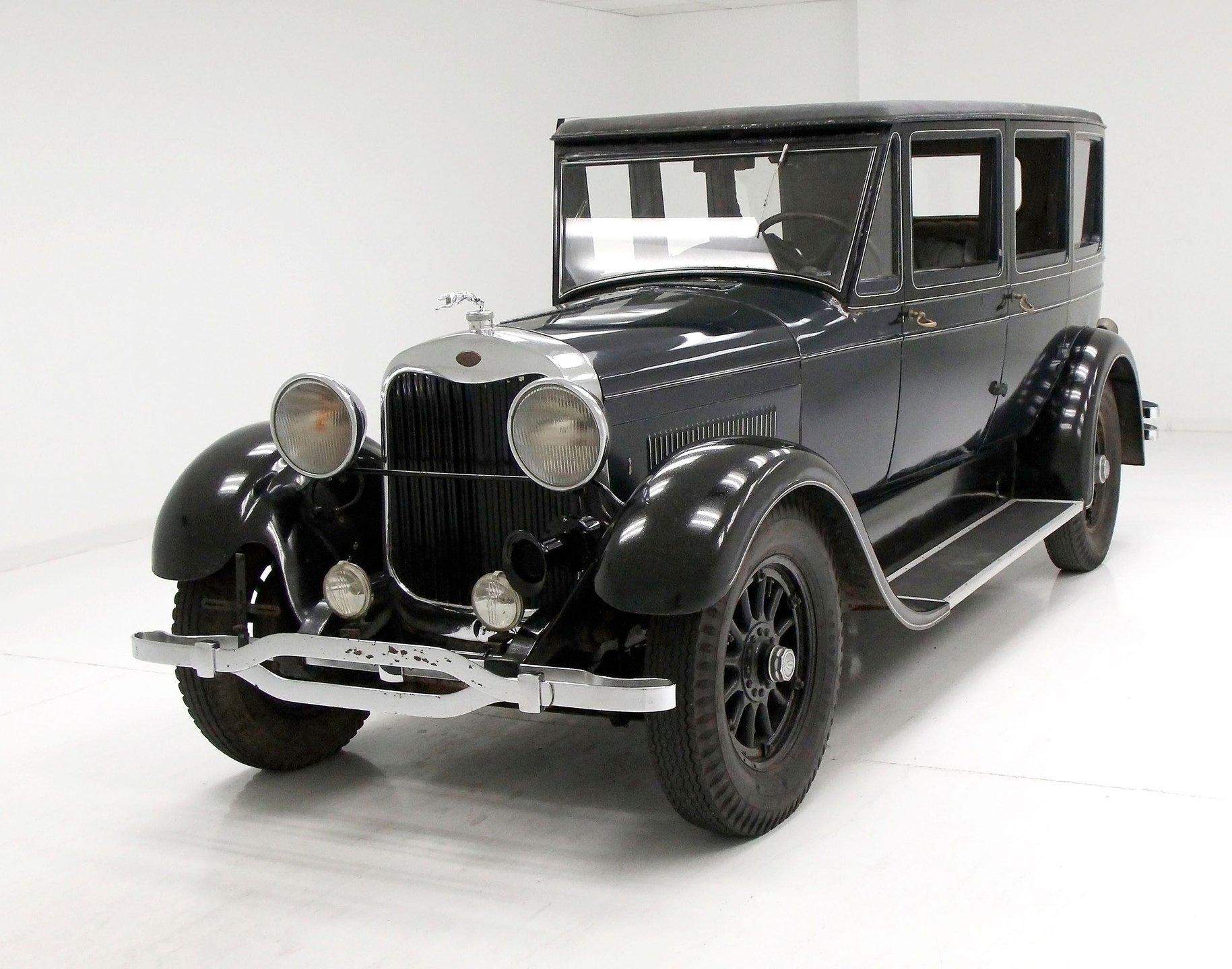 1928 Lincoln Model L Sedan
