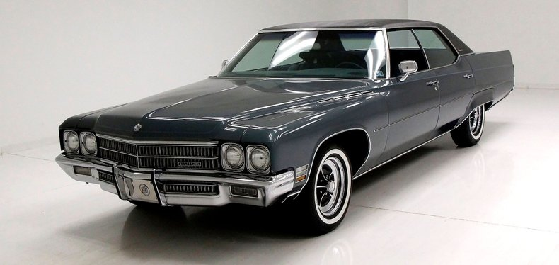 1971 Buick Electra For Sale