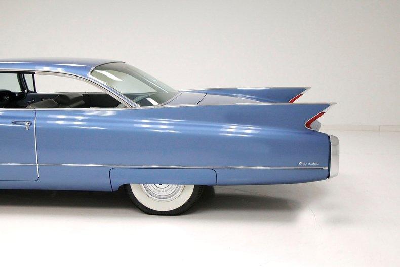 1960 Cadillac Coupe DeVille 2
