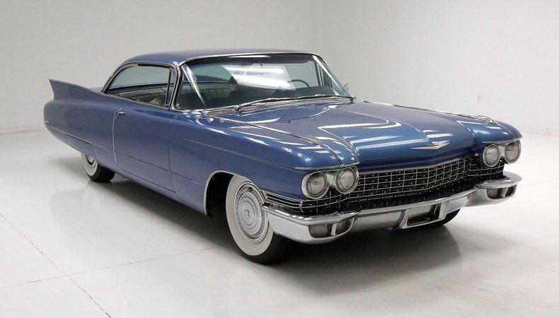 1960 Cadillac Coupe DeVille 7