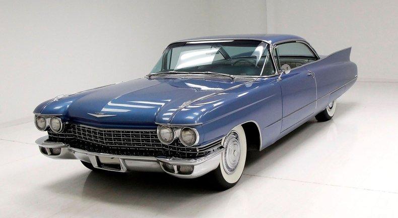 1960 Cadillac Coupe DeVille 1