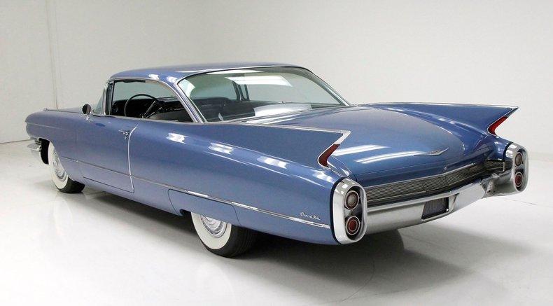 1960 Cadillac Coupe DeVille 3
