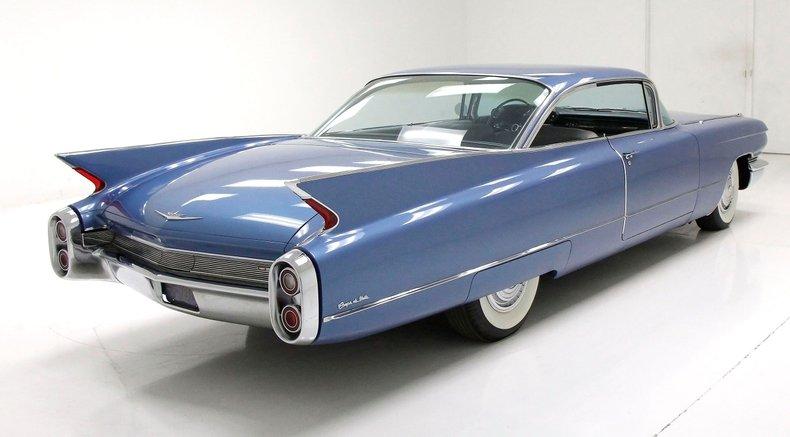 1960 Cadillac Coupe DeVille 6