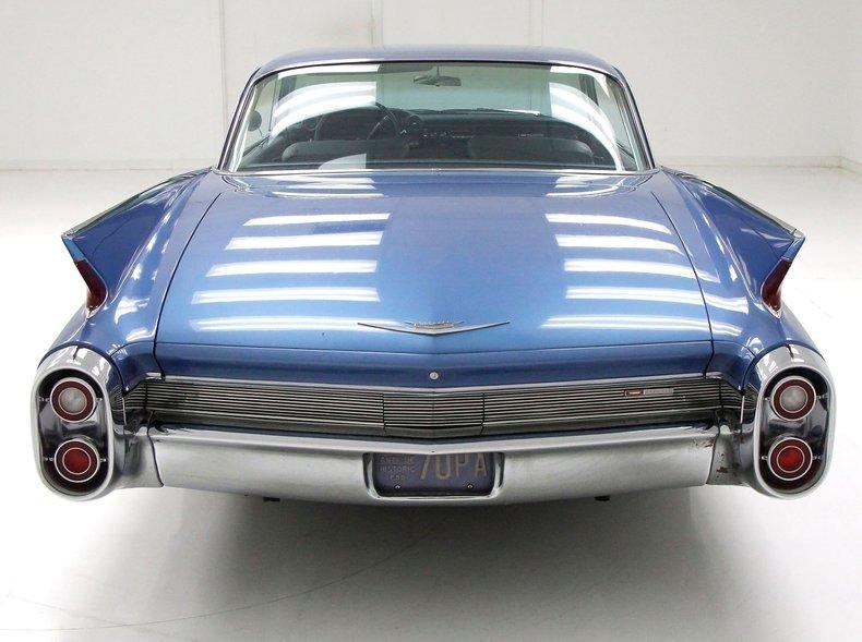1960 Cadillac Coupe DeVille 4
