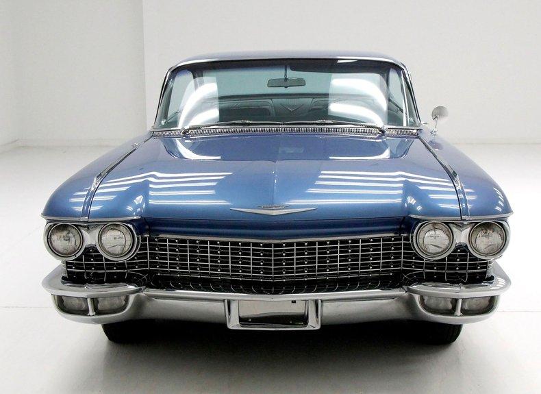 1960 Cadillac Coupe DeVille 8