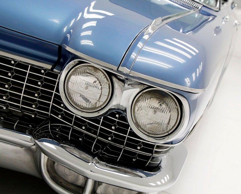 1960 Cadillac Coupe DeVille 11