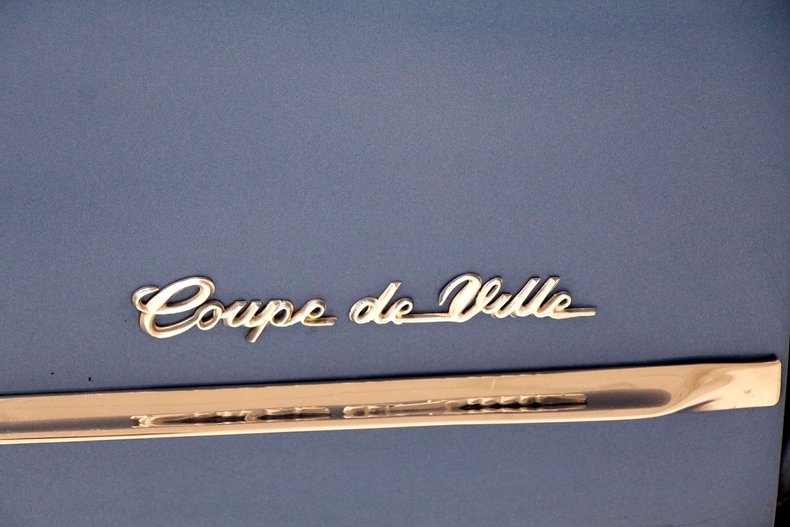 1960 Cadillac Coupe DeVille 17