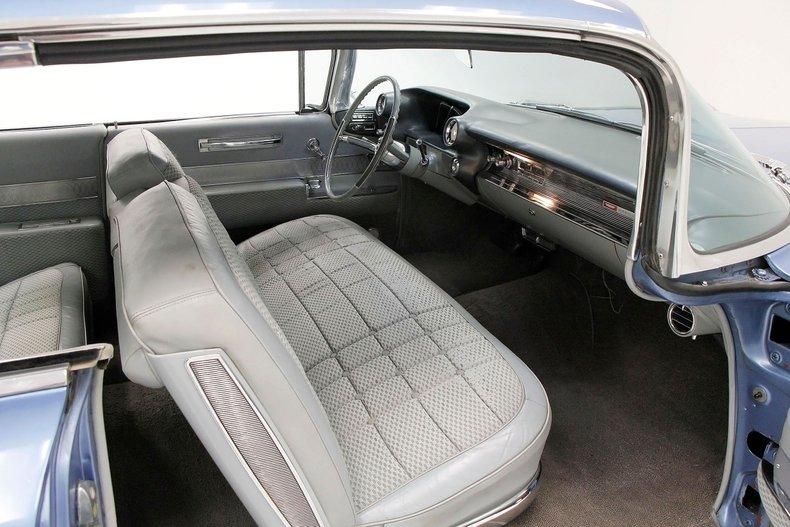 1960 Cadillac Coupe DeVille 29