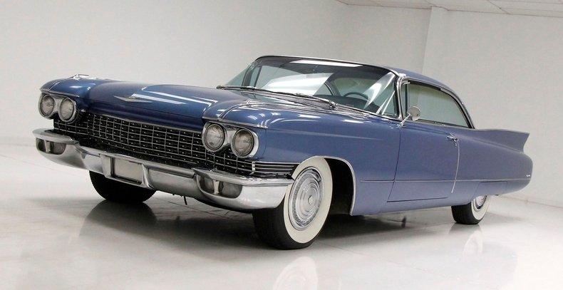 1960 Cadillac Coupe DeVille 5