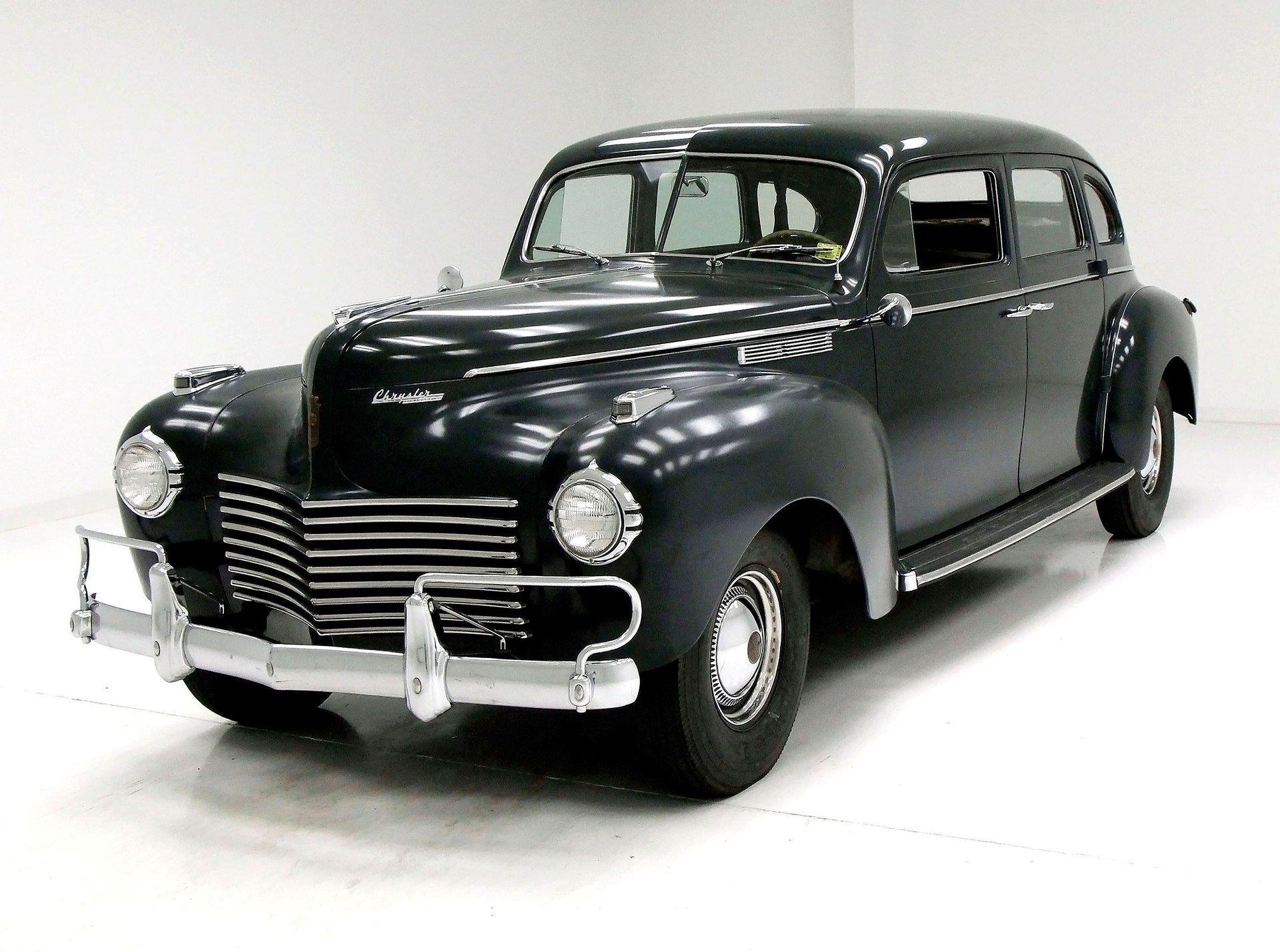 1940 Chrysler Crown Imperial