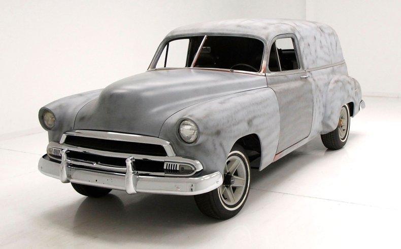 1951 Chevrolet Sedan Delivery For Sale
