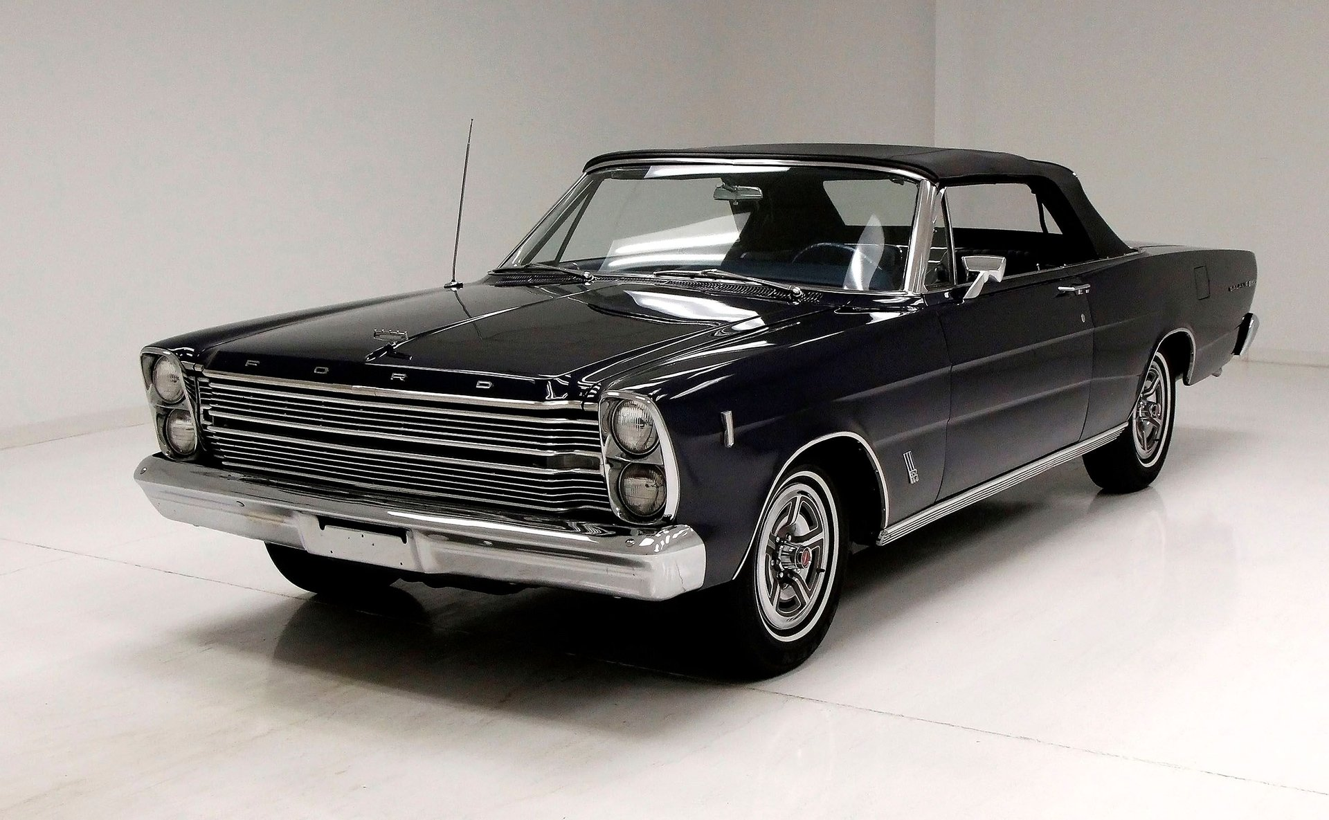 1966 Ford Galaxie 500 Classic Auto Mall