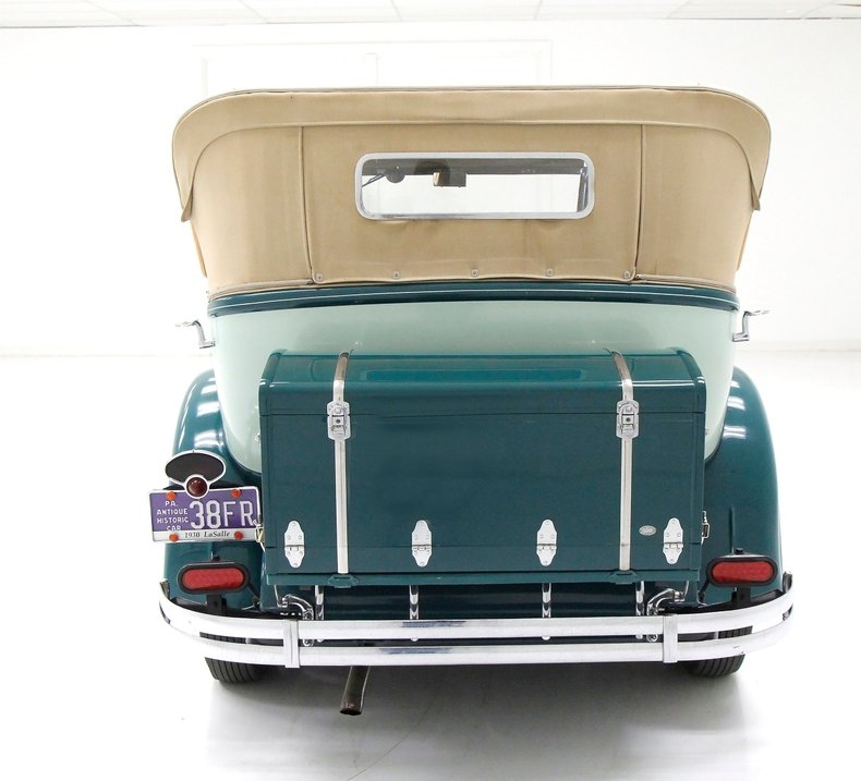 1930 LaSalle Phaeton 7 Passenger Touring Car 6