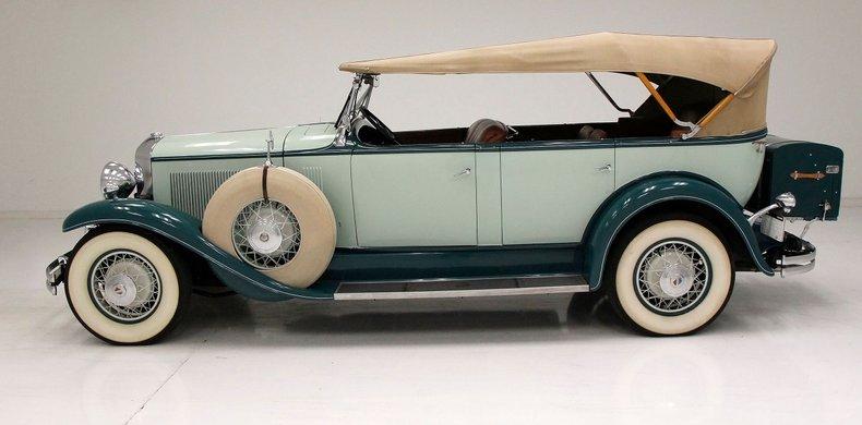 1930 LaSalle Phaeton 7 Passenger Touring Car 2