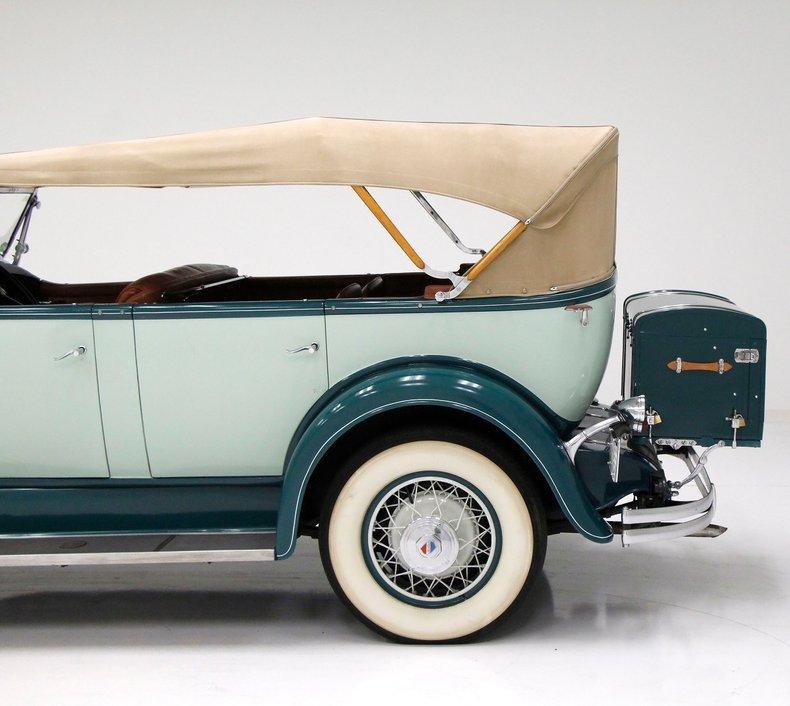 1930 LaSalle Phaeton 7 Passenger Touring Car 3