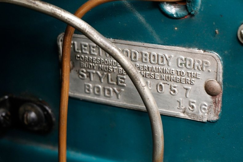1930 LaSalle Phaeton 7 Passenger Touring Car 22