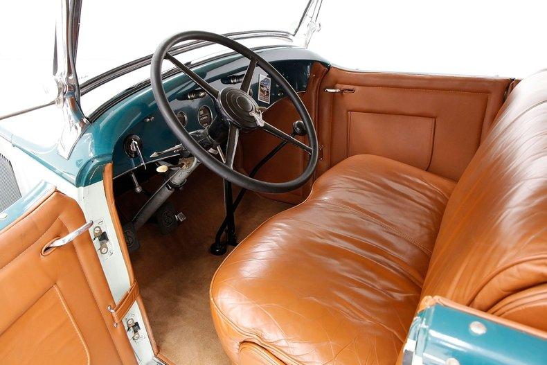 1930 LaSalle Phaeton 7 Passenger Touring Car 24