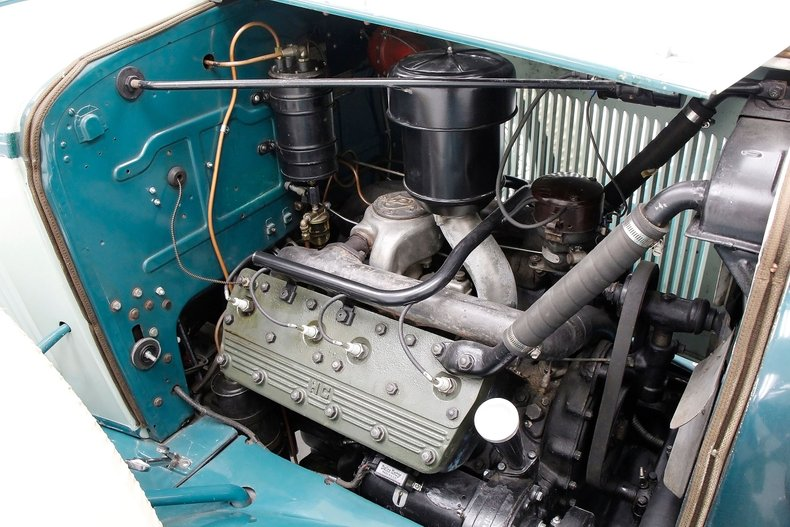 1930 LaSalle Phaeton 7 Passenger Touring Car 23