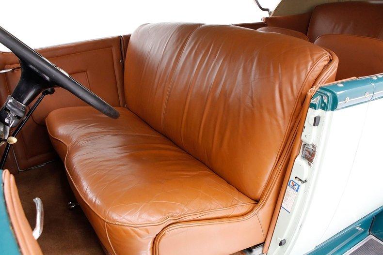 1930 LaSalle Phaeton 7 Passenger Touring Car 25