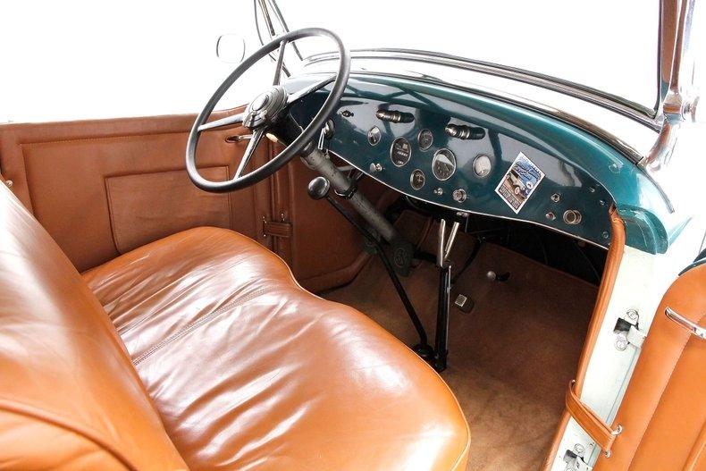 1930 LaSalle Phaeton 7 Passenger Touring Car 29