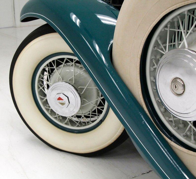 1930 LaSalle Phaeton 7 Passenger Touring Car 10