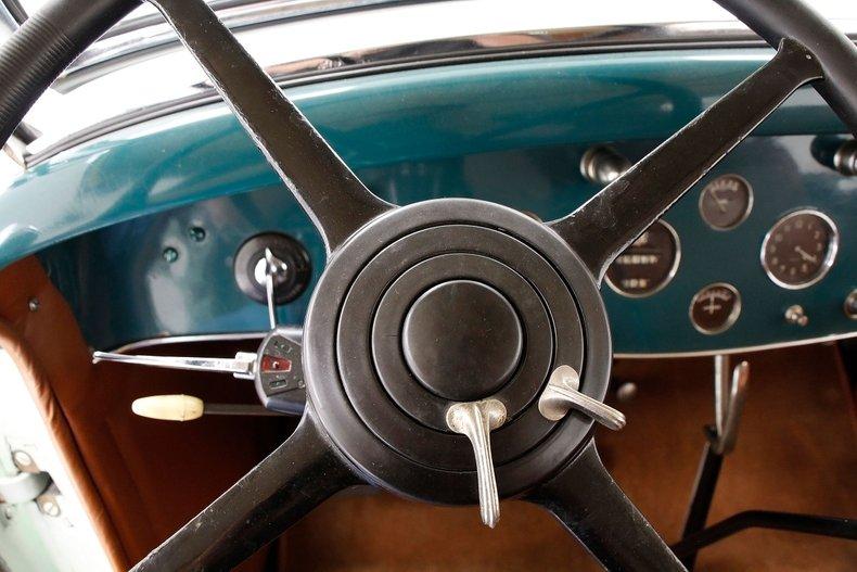 1930 LaSalle Phaeton 7 Passenger Touring Car 35