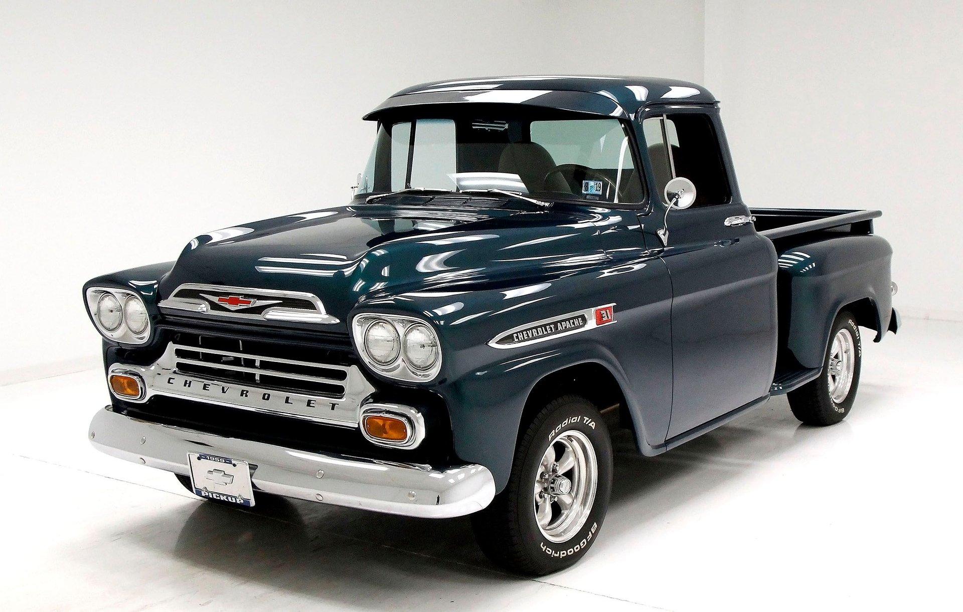 1959 Chevrolet Apache Classic Auto Mall