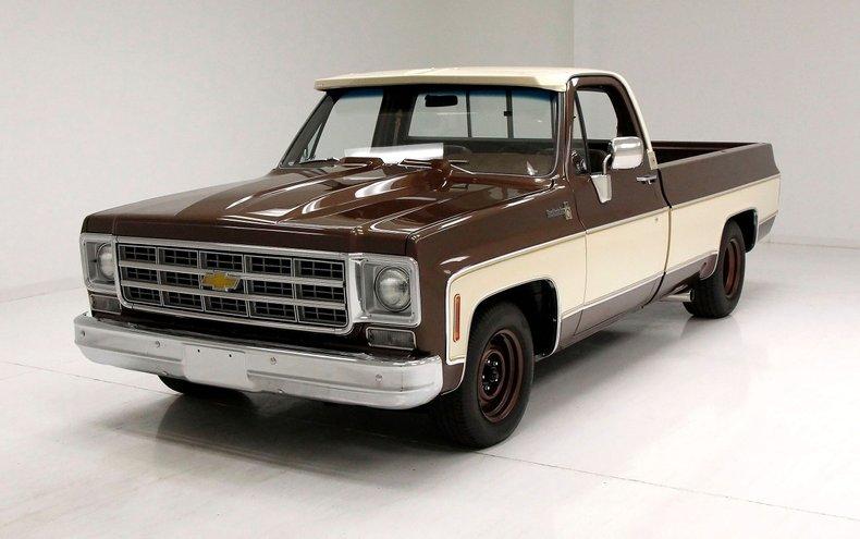 1977 Chevrolet C10 For Sale