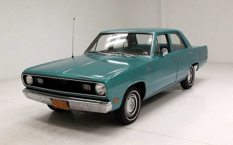 1971 Plymouth Valiant For Sale