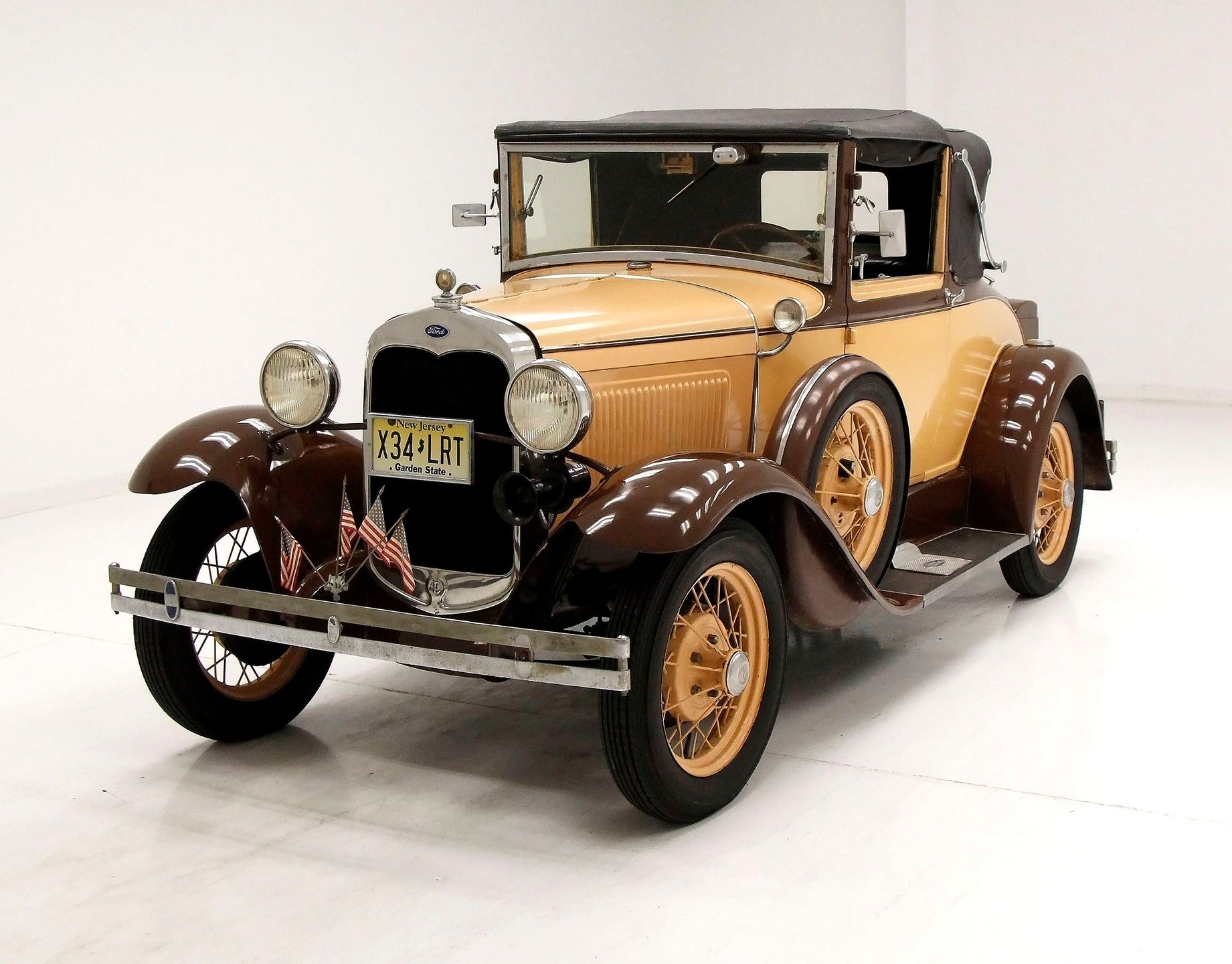 1930 Ford Model A Deluxe