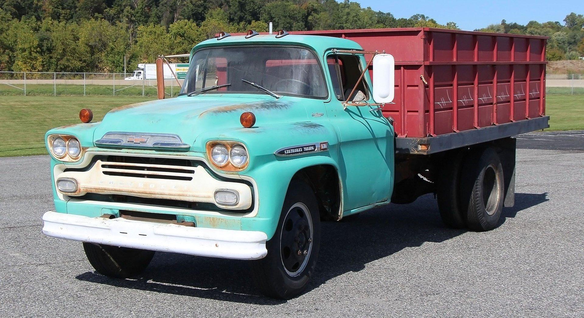 1959 Chevrolet C60