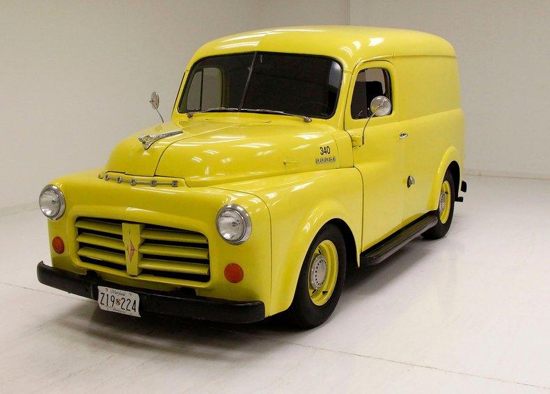 1953 Dodge Panel For Sale