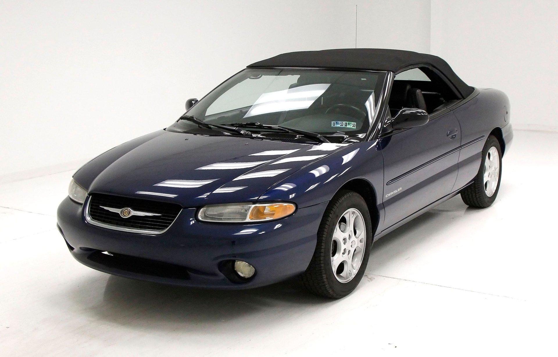 2000 chrysler sebring classic auto mall 2000 chrysler sebring classic auto mall