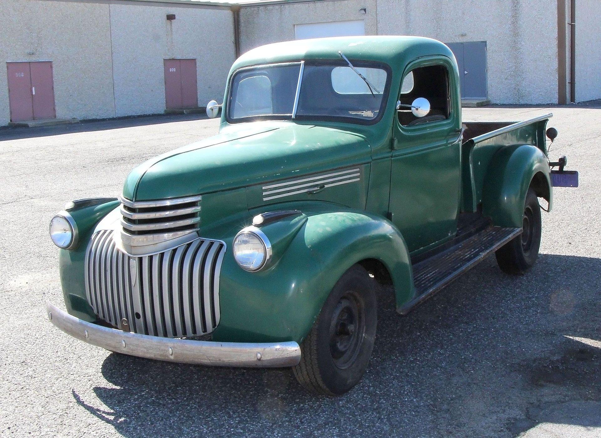 1946 Chevrolet 3100 Series