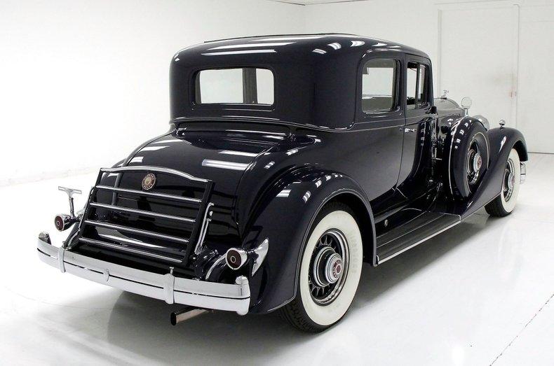 1934 Packard Twelve 5