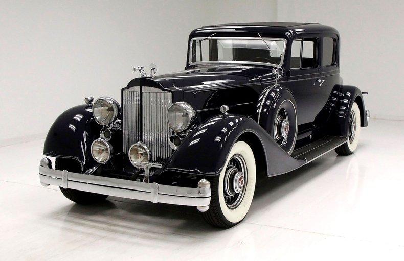 1934 Packard Twelve 1