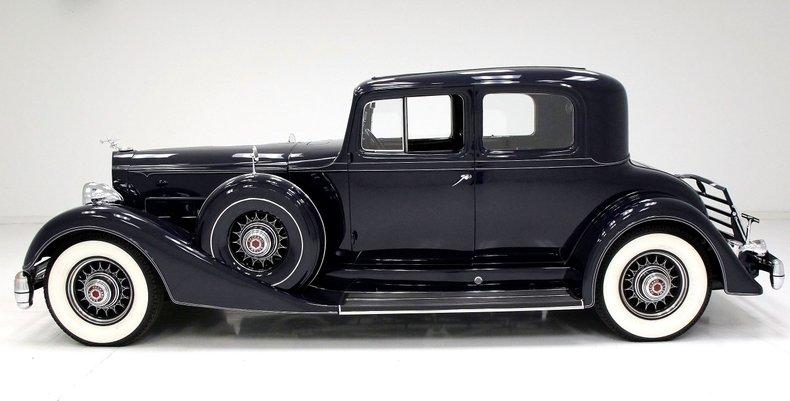 1934 Packard Twelve 2