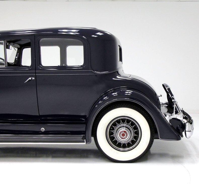 1934 Packard Twelve 16