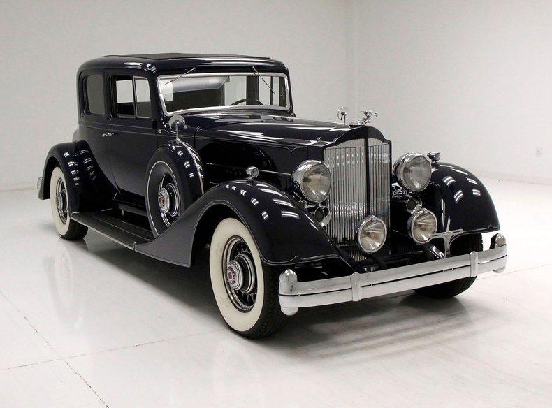 1934 Packard Twelve 6