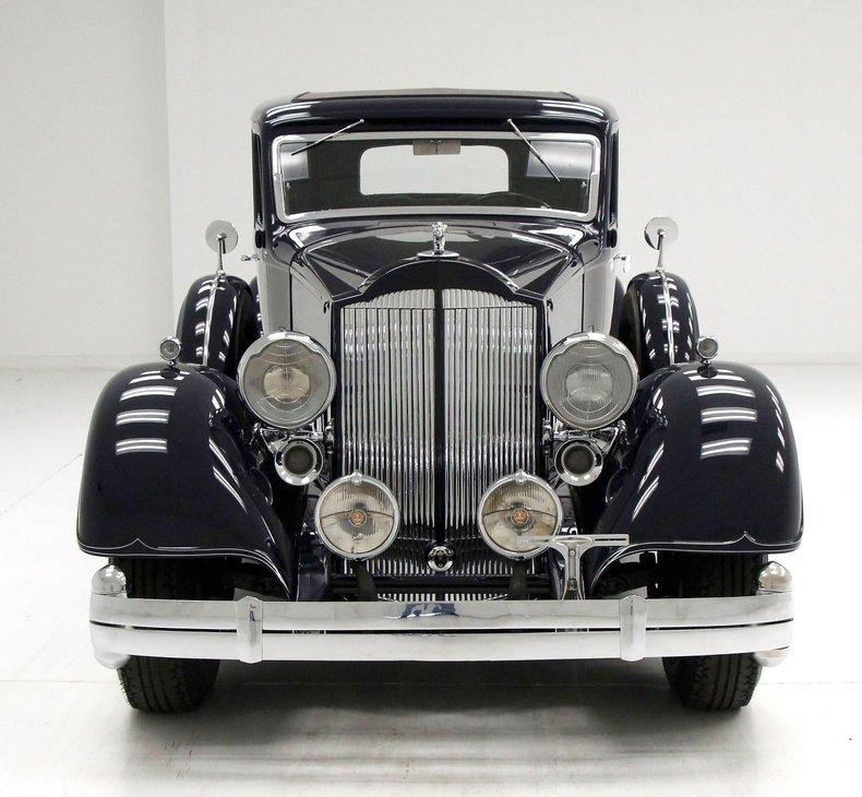 1934 Packard Twelve 7